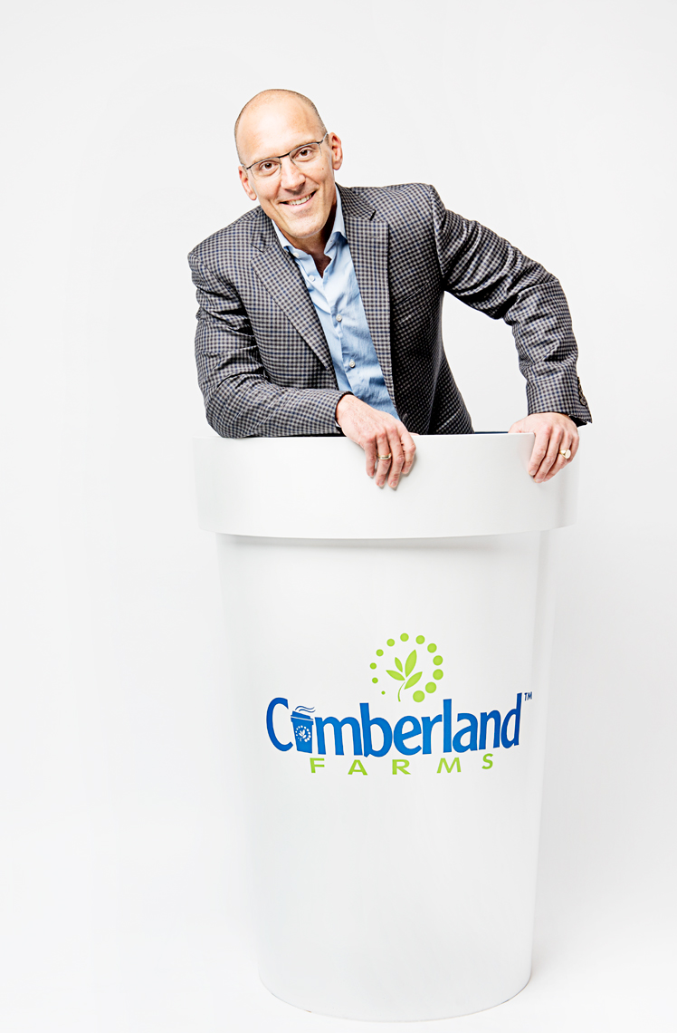 CEO of Cumberland Farms Ari Haseotes for CSP Magazine