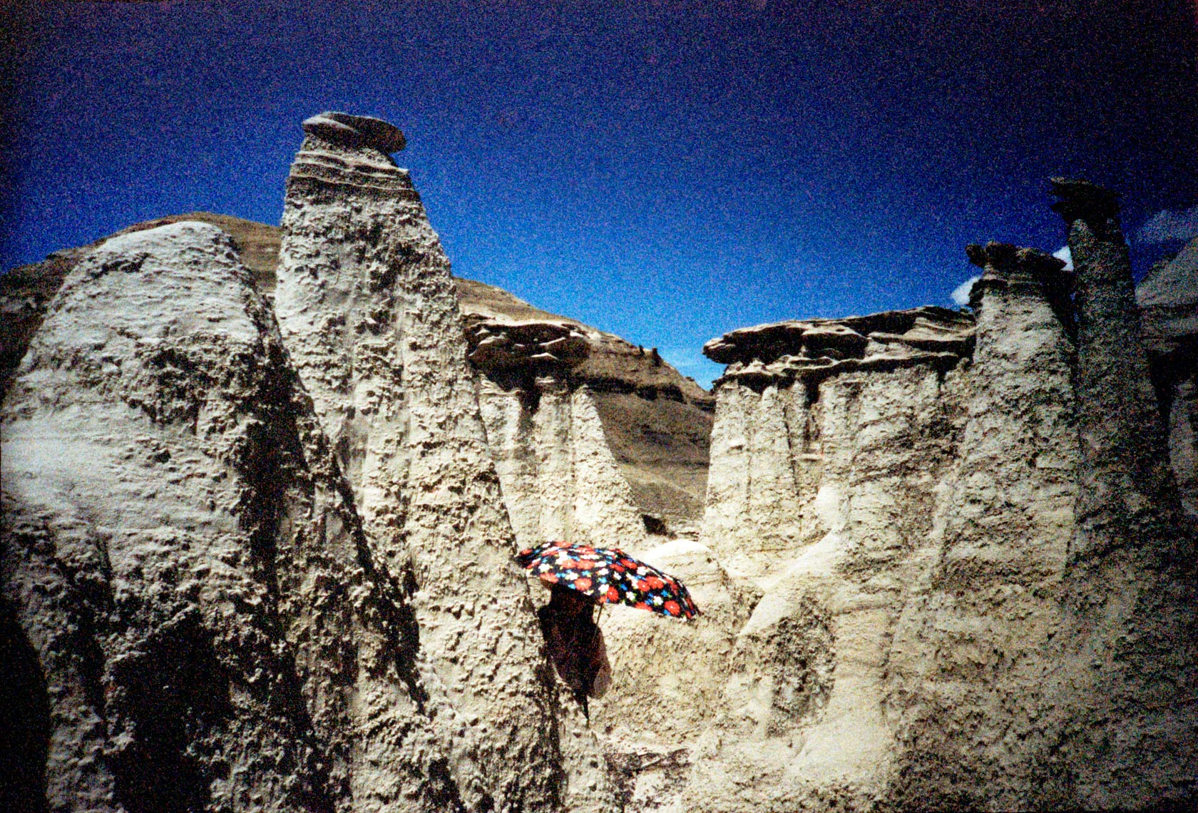 Bisti/De-Na-Zin Wilderness, NM, Badlands, Navajo,Webb Chappell travel photography