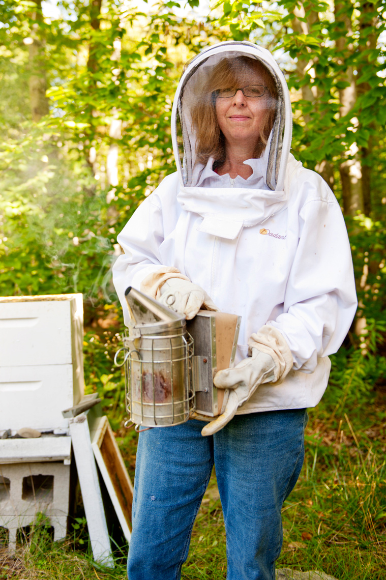 beekeeping in Bolton MA rural life