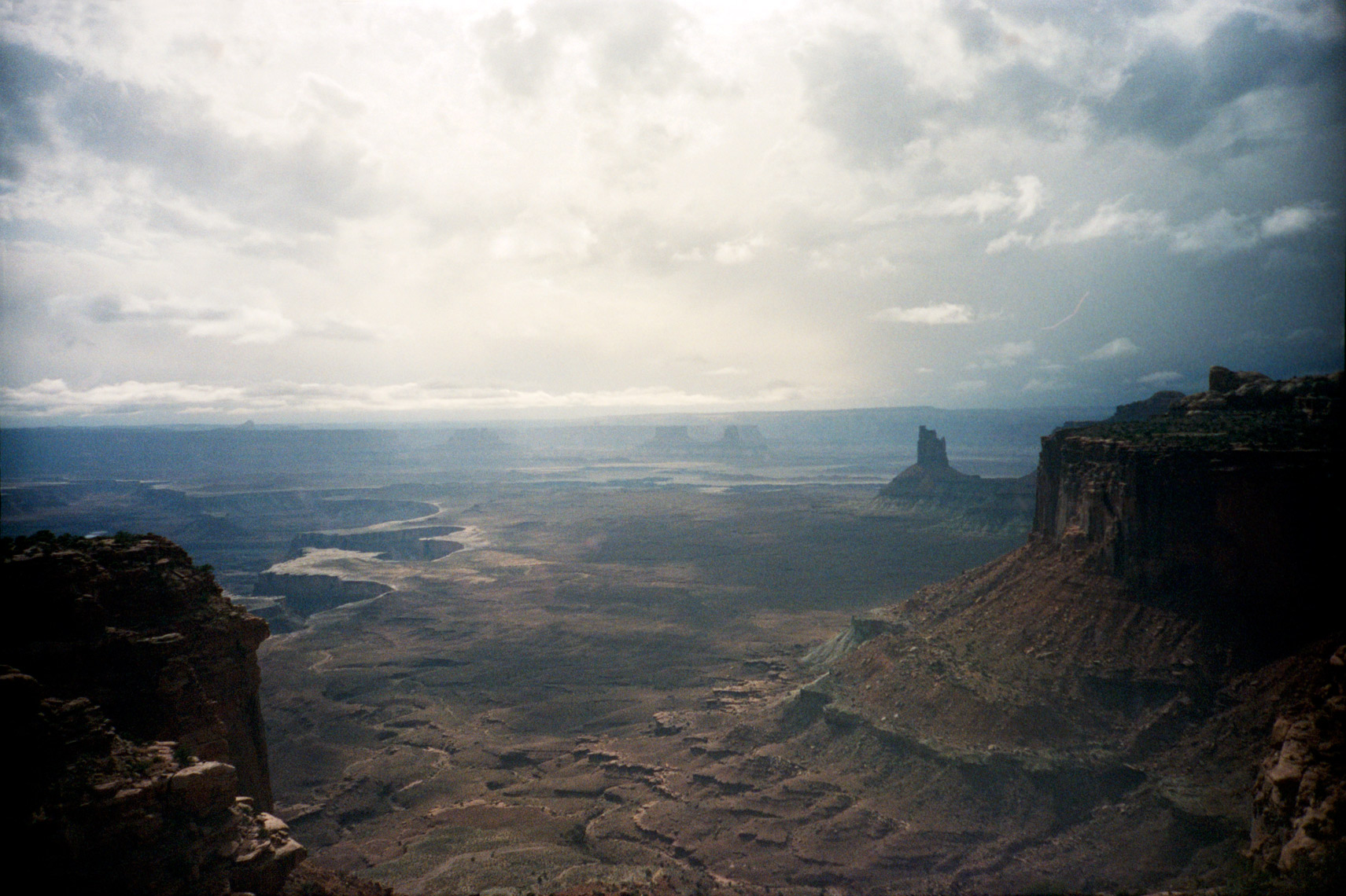 Webb Chappell landscape photograph of Canyonlands National Park Utah