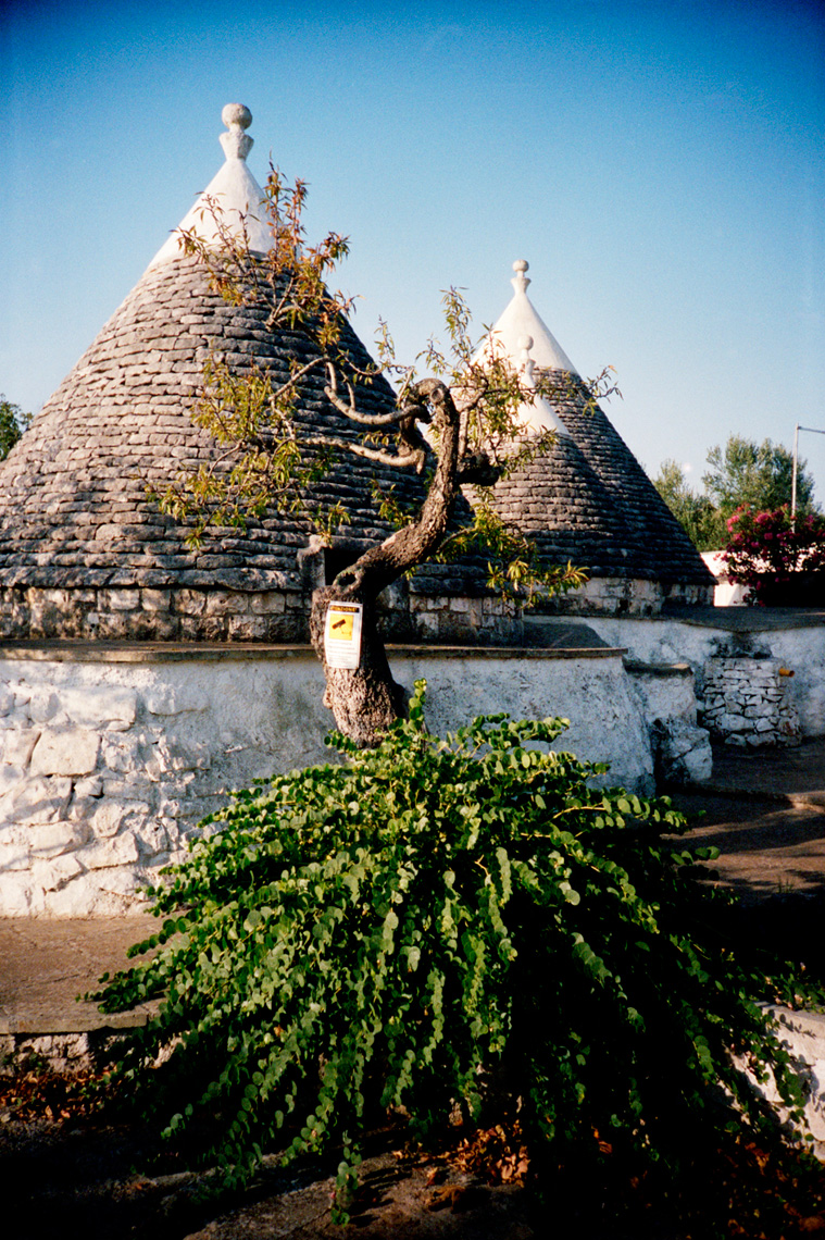 Trullo life summers in Puglia, Webb Chappell travel photography