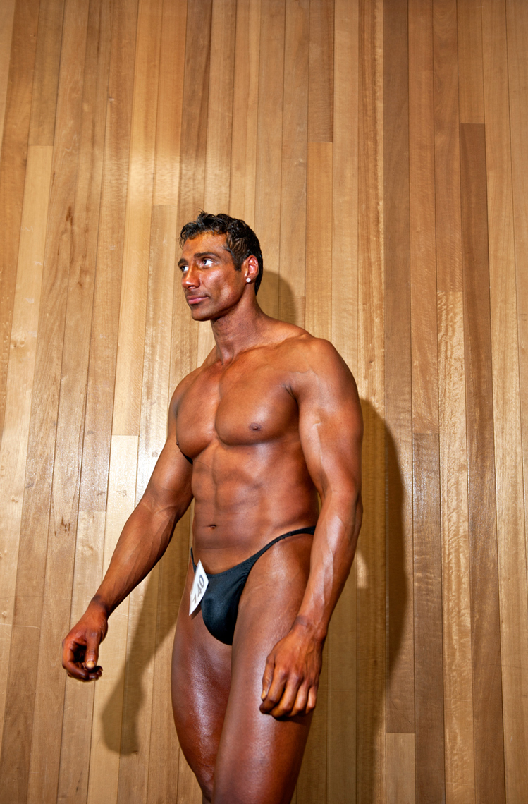 bodybuilder image from Jay Cutler Classic competition