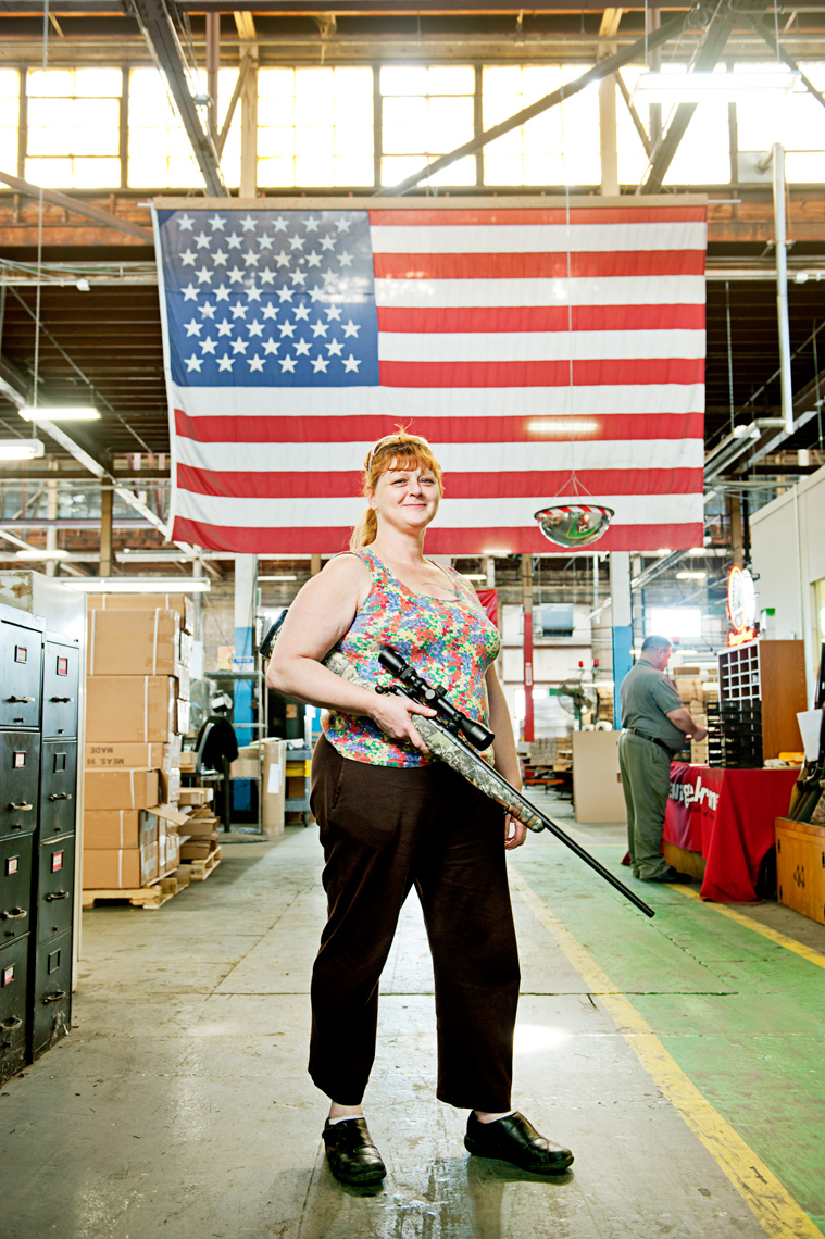 Savage Arms gun manufacturing in Westfield MA Gun Valley