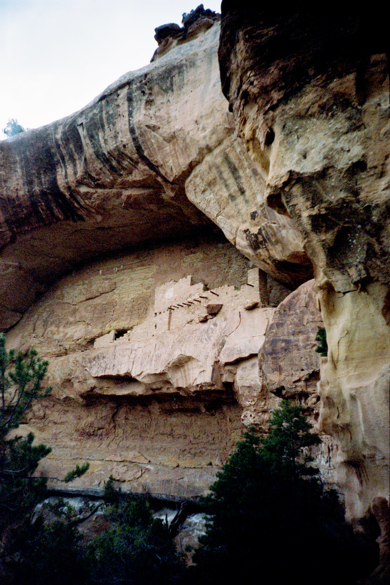 Pueblo cliff dwelling, Ute Tribal Park, Colorado, native american, Webb Chappell Photography