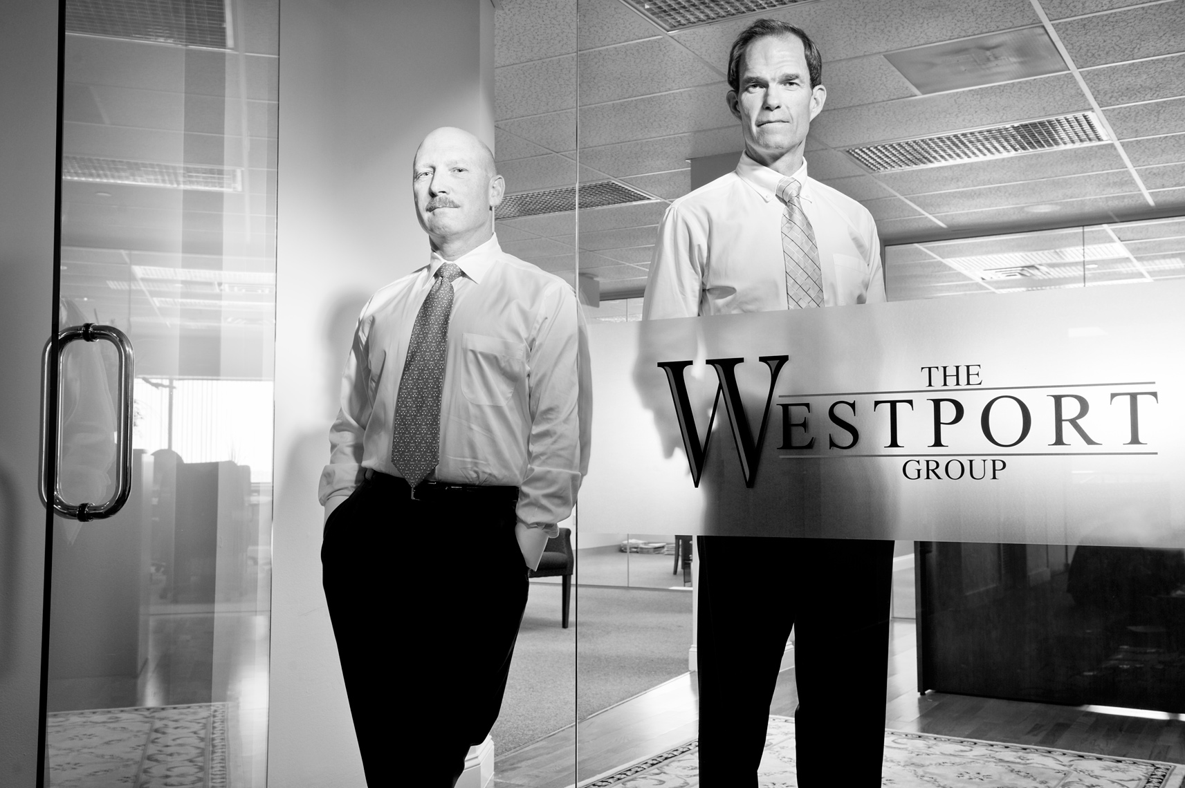 portrait of the Westport Group for Summit Business Media by Webb Chappell